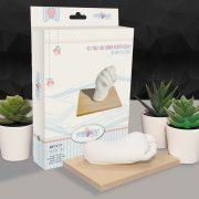 MybbPrint kéz- vagy lábszobor készítő készlet (1 szoborhoz)