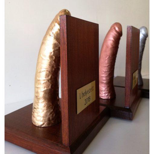 Mr. Biggy - pénisz szobor öntő szett 1db mindössze Ft-ért az Egészségboltban!